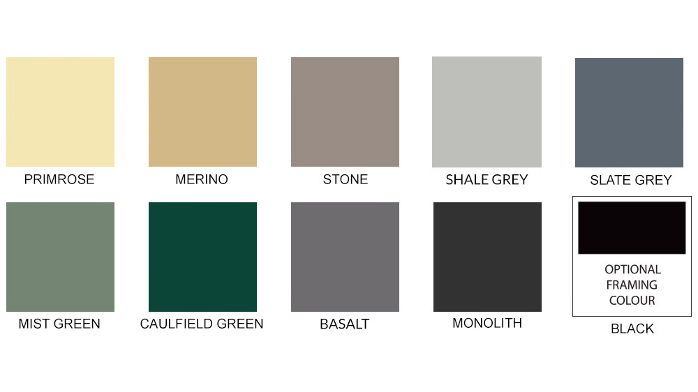 premium colour guide permasteel fencing premium colour guide permasteel fencing